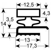 9140 - GARNITURA USA FRIGIDER