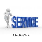 Service reparatii . Service echipamente ,conditii generale